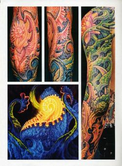 Tattoos - Flash Mag supplement, 2007, Page 13 - 72295