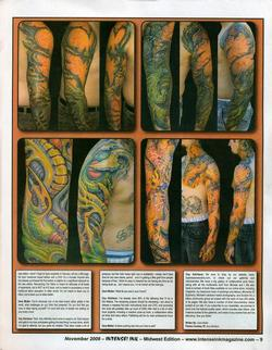 Tattoos - Intense Ink, 2008, Page 2 - 72336