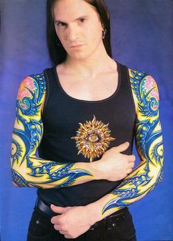 Tattoos - Bondelli Feature, Tattoo Magzine, 2002 - 72149