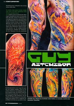 Tattoos - German Article, 2006, Page 5 - 72239