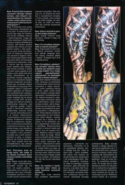 Tattoos - Poland Tattoofest Magazine, 2009, Page 5 - 72349