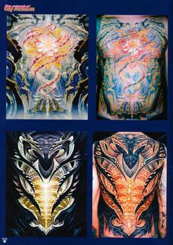 Tattoos - Tatuaz feature, 2006, Page 4 - 72225
