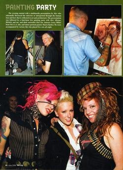 Tattoos - Tattoo magazine, 2008, Page 3 - 72321