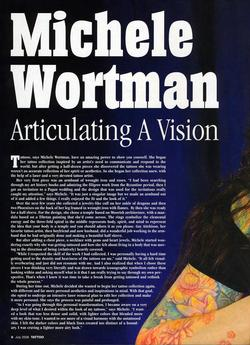 Tattoos - Wortman, Tattoo Mag, 2008, Page 1 - 72315