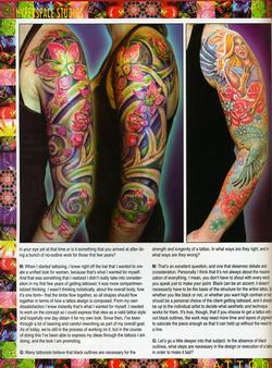 Tattoos - Wortman - Tattoo Society Magazine, 2010, Page 2 - 72377