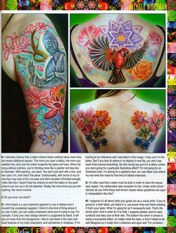 Tattoos - Wortman - Tattoo Society Magazine, 2010, Page 3 - 72376