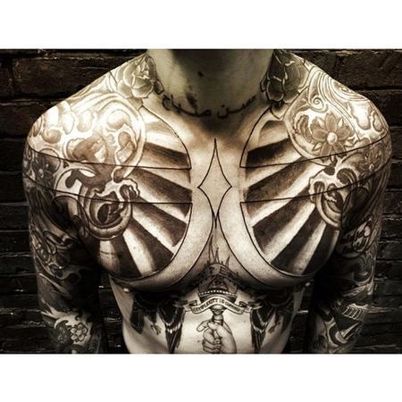 Tattoos - Torso - 80135
