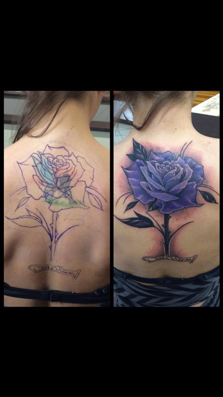 Tattoos - Cover Up - 109112