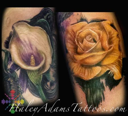 flower tattoos Design Thumbnail