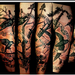 Tattoos - birds and tree partial sleeve - 78282
