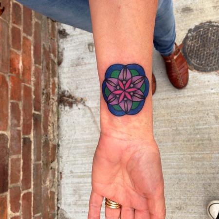 23e17c7e5 Pillsbury Dough Boy Haley Gogue · Tattoos - Mandala - 104794