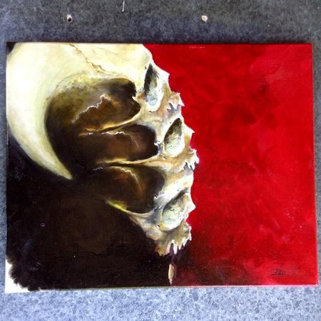Tattoos - Skulls - 106832