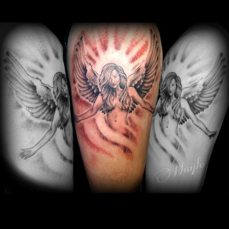 Haylo - Angel Realism design