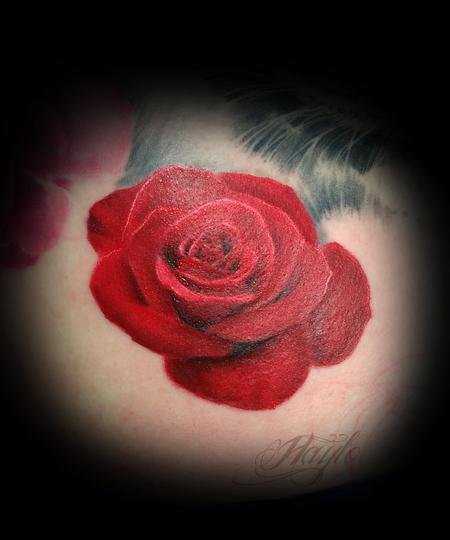 Red Rose Design Thumbnail