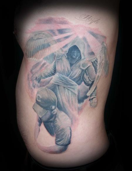 Tattoos - Arch Angel - 109901
