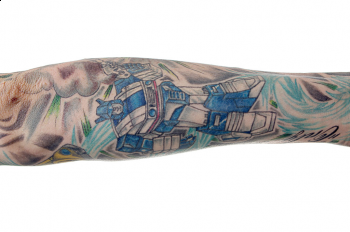 Transformer Tattoo Tattoo Design