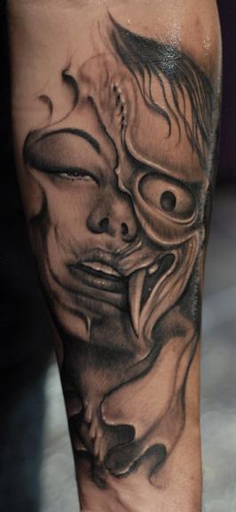 Tattoos - Japanese morph - 54217
