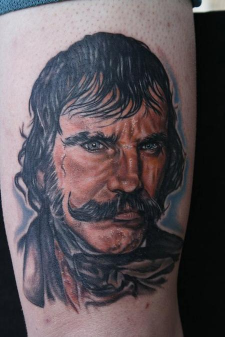 Justin Mariani - Bill the Butcher Tattoo