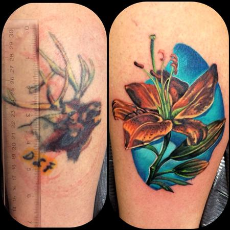 Cover-up Tattoo Design Thumbnail
