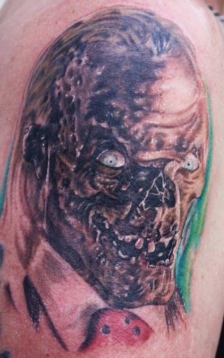 Tattoos - Crypt Keeper - 69523