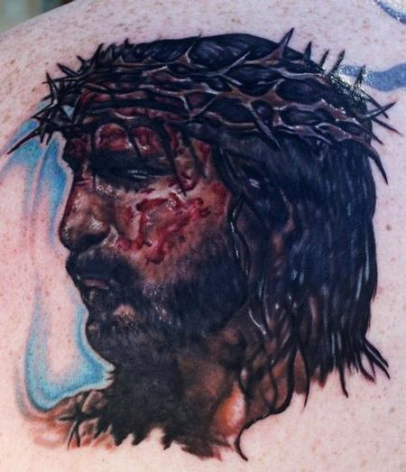 Tattoos - Jesus - 69571