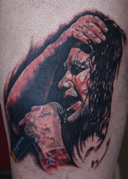 Tattoos - Ozzy - 69537
