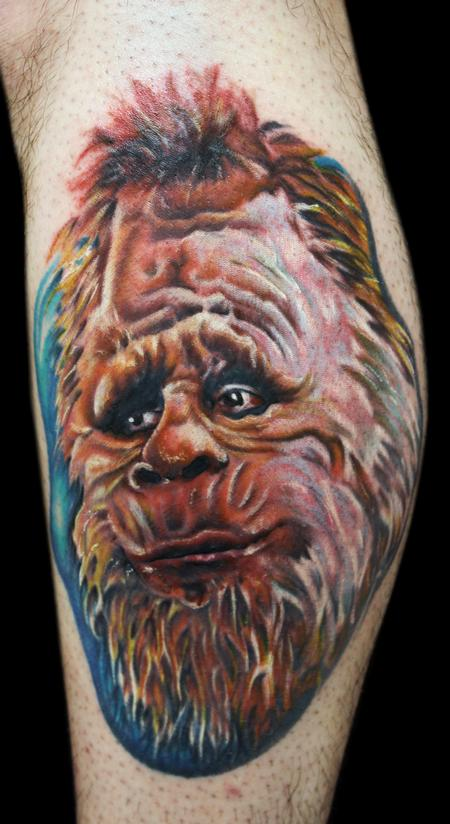 Tattoos - Harry and the Hendersons - 69528