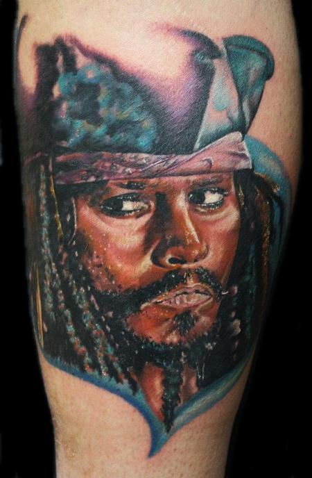 Tattoos - Jack Sparrow - 69570