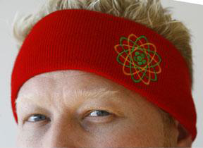 C121 Atom Headband Guy Aitchison