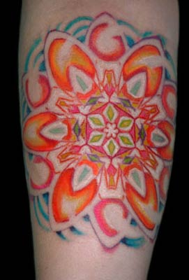 Tattoos - Color Burst - 29069