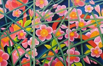 Michele Wortman - Flower Bed