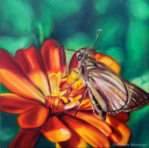 Michele Wortman - Butterfly 10