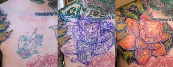 Guy Aitchison - Lotus Cover up
