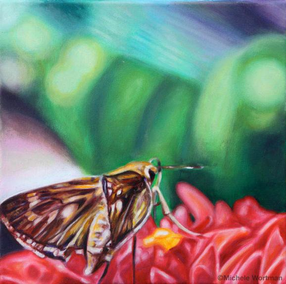 Michele Wortman - Butterfly3 10