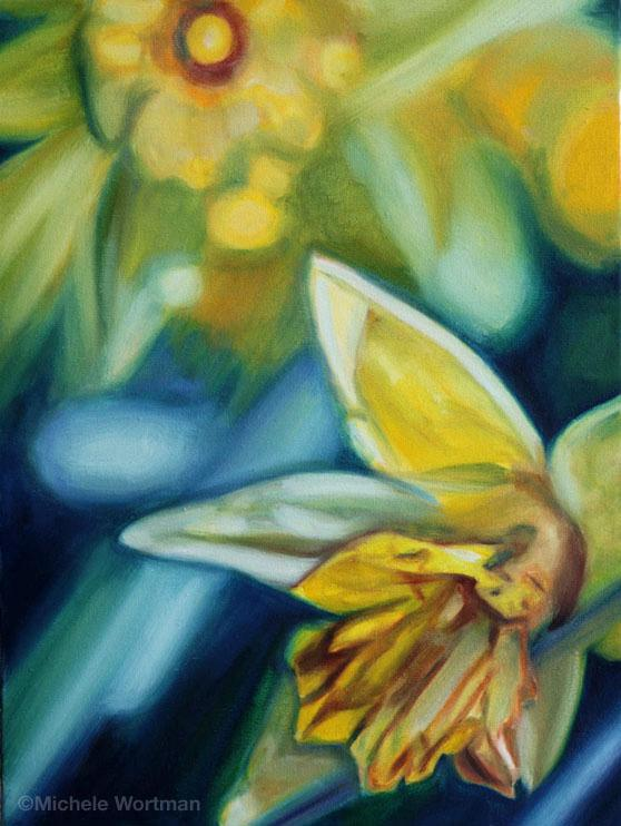 Michele Wortman - Daffodils 10