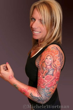 Michele Wortman -