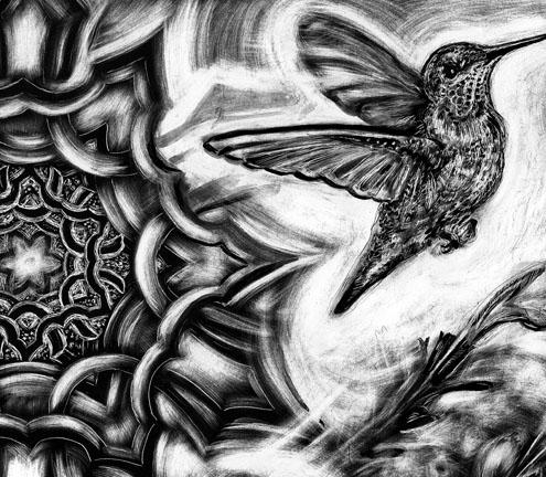 Tattoos - Michele Wortman: Energy (detail) - 77559