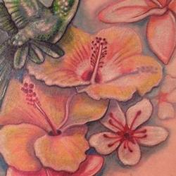 Tattoos - Staceys Healing Hummingbird Garden - 79813