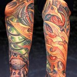 Tattoos - Bio-Organic - 31053
