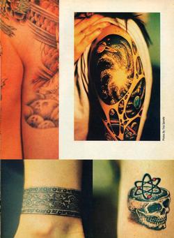 Tattoos - Tattoo Revue 1990, page 2 - 71853