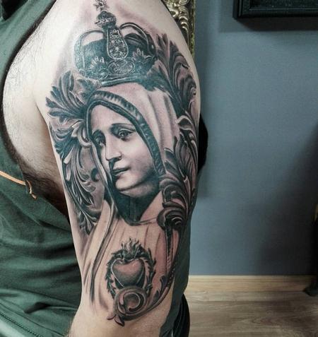Tattoos - Fatima - 119974