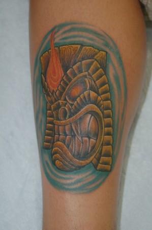 Tattoos - Tiki - 41915
