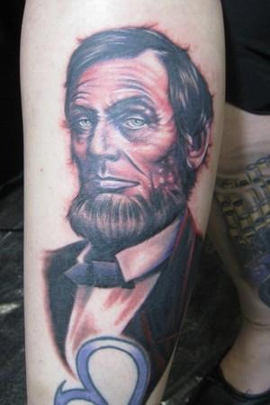 Ben Rettke - Abe Lincoln