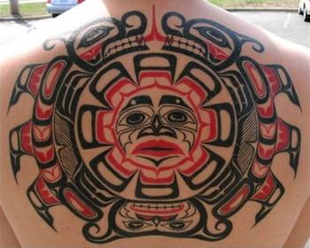 Pacific Northwest Tattoos