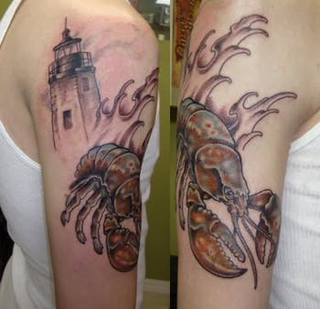 Shawn Hebrank - Lighthouses and Lobsters