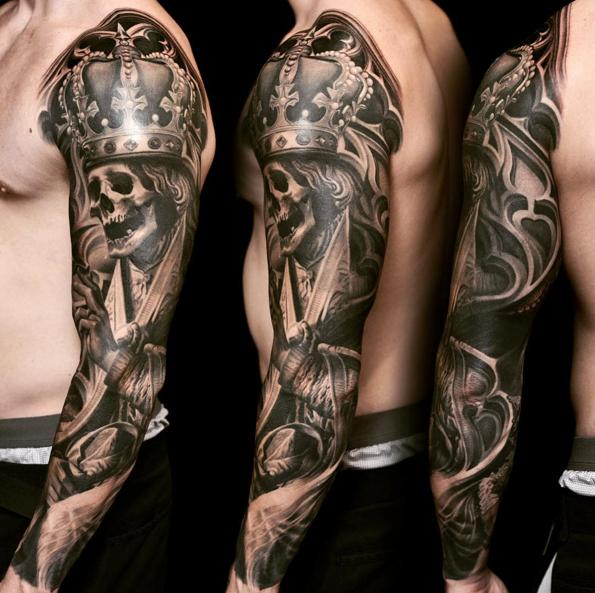 Worldwide Tattoo Conference : Body Part Arm Sleeve : Tattoos : Page 1