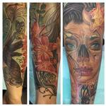 Tattoos - Day of Dead - 114132
