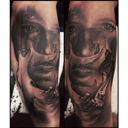 Tattoos - surreal - 88958