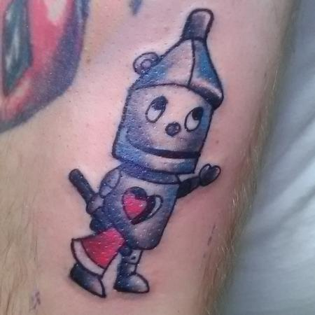Tattoos - Tiny tinman - 125433