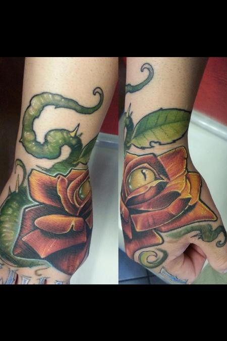 Tattoos - Reptirose - 78557